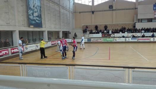 HC Braga derrotado ao cair do pano