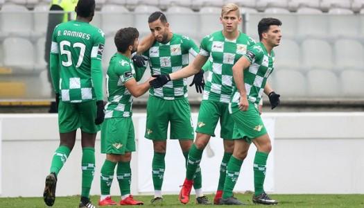 Moreirense vence nas grandes penalidades e segue em frente na Taça