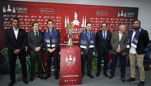 Taça CTT. Final Four em Braga até 2020