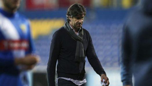 Paulo Alves abandona comando técnico do Gil Vicente
