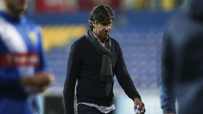 Paulo Alves é o novo treinador do Gil Vicente — OFICIAL