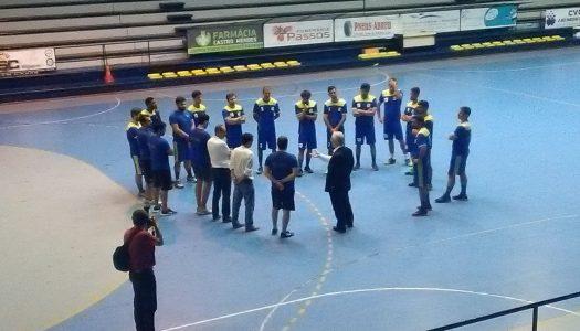 Xico Andebol soma quinta derrota consecutiva