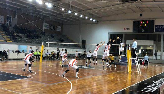 Vitória SC derrotado em casa pelo Leixões