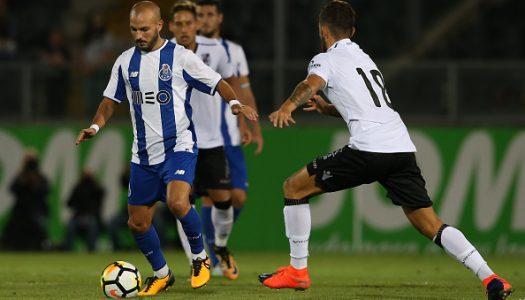 """Vitória SC falha apuramento para os """"quartos"""" da Taça de Portugal"""