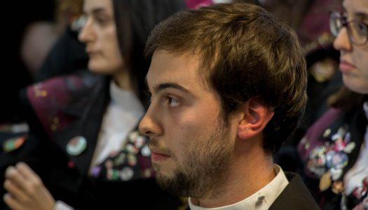André Marcos toma posse como presidente da ARCUM