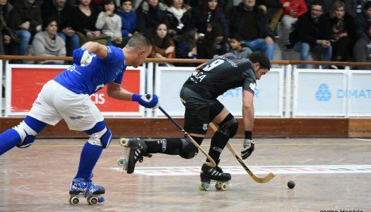 HC Braga arranca empate em Alcobaça