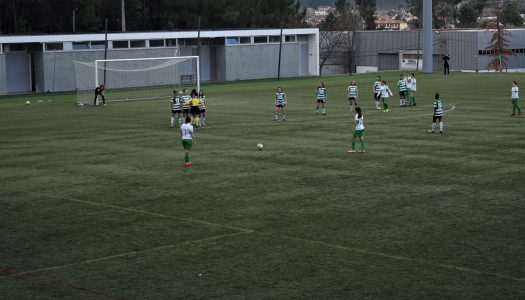 Vilaverdense vs Sporting CP (destaques)