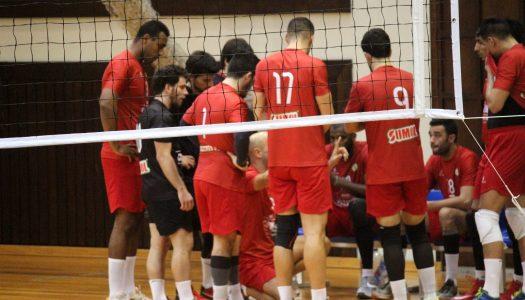VC Viana vence Clube K por 3-2