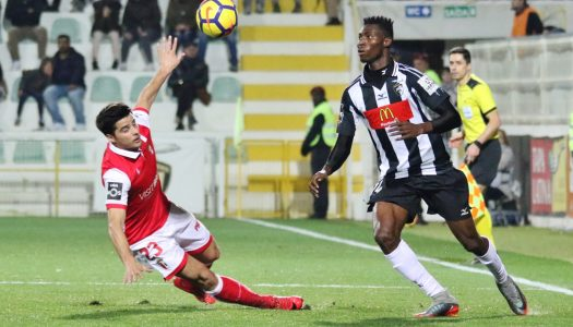 SC Braga vence Portimonense