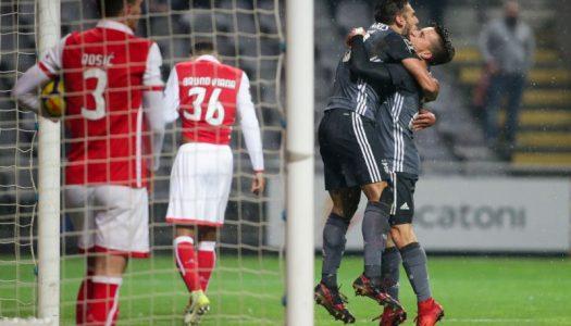SC Braga vs SL Benfica (destaques)