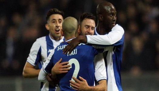 Moreirense vs FC Porto (destaques)