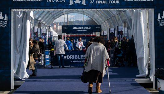 Running, eSports e Freestyle no fecho da Fan Zone