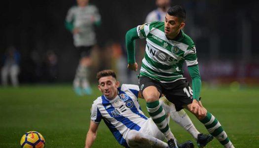 Sporting CP vs FC Porto (destaques)