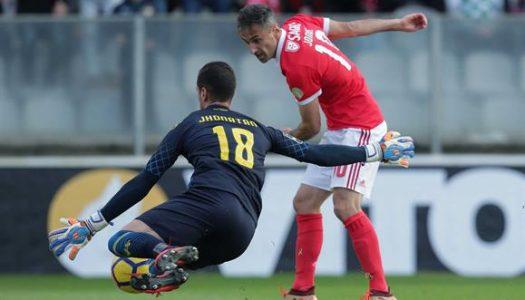 Moreirense vs SL Benfica (destaques)