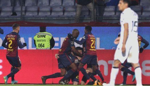 Vitória SC perde com penálti nos descontos