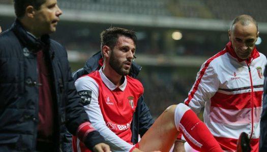 Ricardo Ferreira falha resto da época devido a lesão