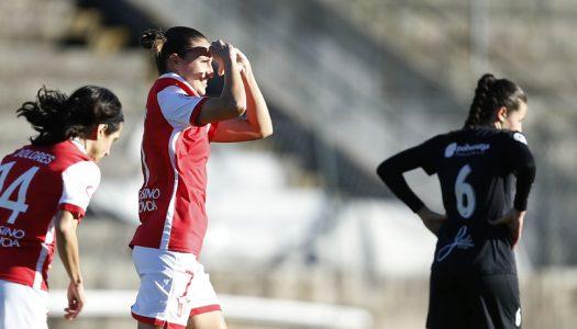 SC Braga goleia Clube de Albergaria