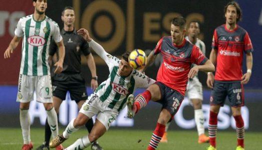 Vitória FC vs UD Oliveirense (destaques)