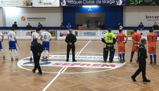 HC Braga vence dérbi minhoto e avança na Taça