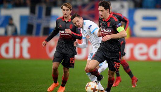 SC Braga sai derrotado de Marselha