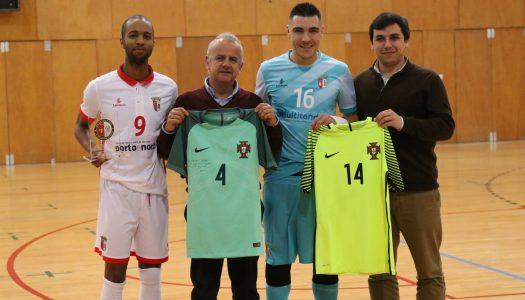 SC Braga/AAUM salva empate caseiro