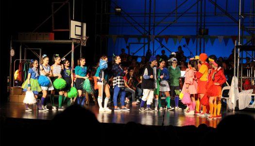 Quando a música e o desporto se fundem em palco