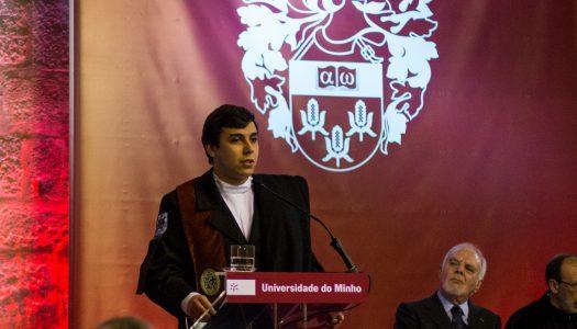 Nuno Reis recandidata-se à presidência da AAUM