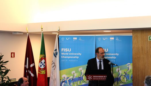 Mundial Universitário de Ciclismo apresentado no dia da UMinho