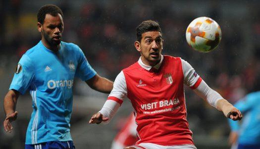 SC Braga vence mas é eliminado da Liga Europa