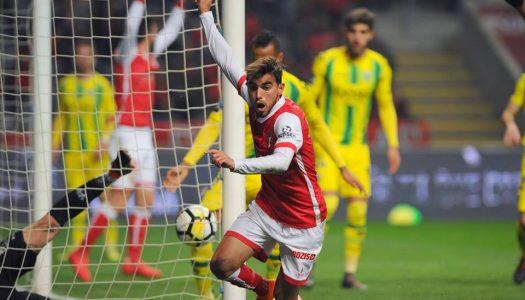 SC Braga triunfa em casa pela margem mínima