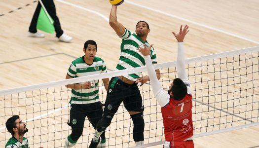 VC Viana regressa às derrotas frente ao Sporting CP
