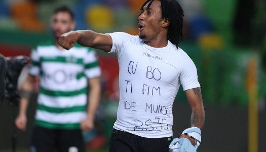 Sporting CP vs Moreirense (destaques)