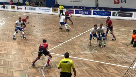 HC Braga volta a perder em casa