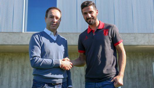 Futebol de praia: Bruno Torres é o novo treinador do SC Braga