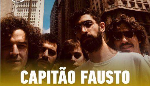 Enterro da Gata: Capitão Fausto são a primeira confirmação