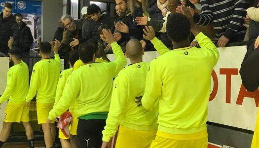 ABC com vitória sofrida na Madeira