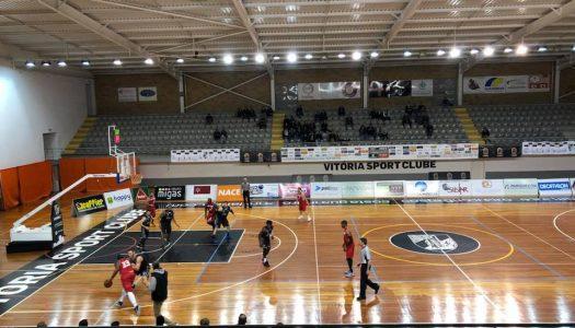 Vitória SC triunfa no arranque da segunda fase