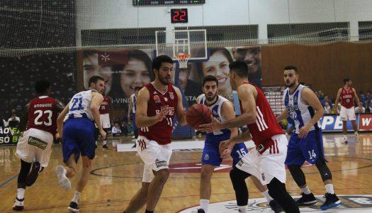 Terceira Basket e SL Benfica nas meias-finais da Taça de Portugal