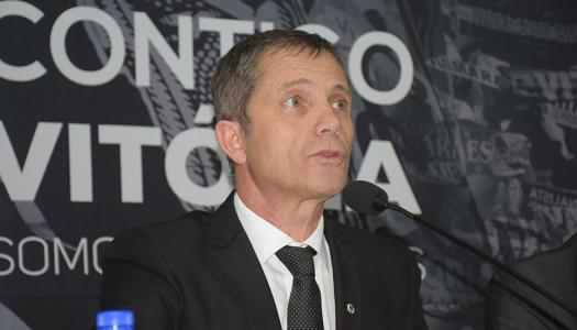 Júlio Mendes pede demissão da direção e da SAD do Vitória SC