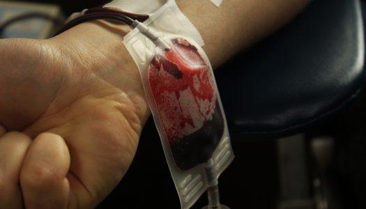 Dádivas de sangue na UMinho com menos dadores