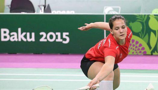 Badminton. Sónia Gonçalves apurada para os Europeus