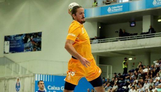 Xico Andebol derrotado pelo FC Porto