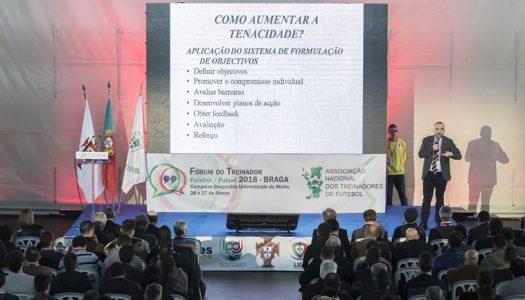 UMinho acolheu Fórum do Treinador de futebol e futsal