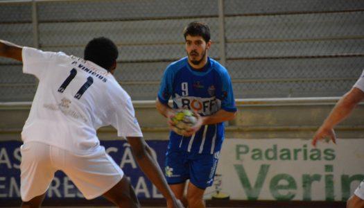 Xico Andebol derrotado pelo Boa Hora