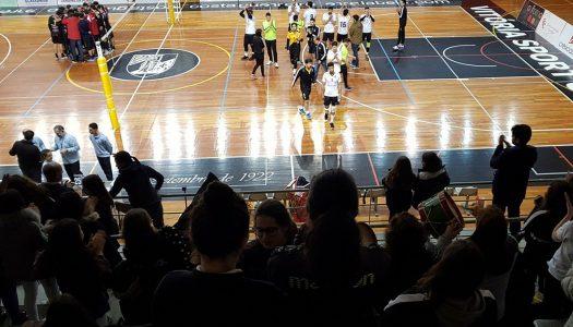 Vitória SC perde frente ao Esmoriz GC
