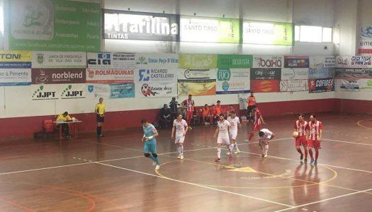 SC Braga/AAUM vence e assegura o terceiro lugar