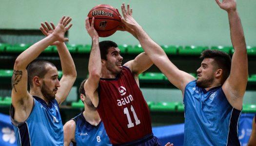 CNU's: Basquetebol masculino da AAUM conquista bronze