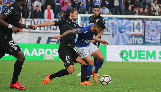 Vitória SC soma oitava derrota consecutiva fora de casa