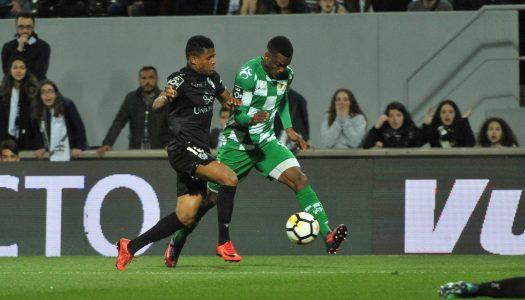 Vitória SC vs Moreirense (destaques)