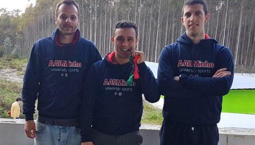 Bronze para Paulo Pereira no Campeonato Nacional Universitário de Karting